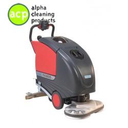 Schrobzuigmachine  RA 605 IBCT compleet met 105 Ah batterijen(tractie) Cleanfix