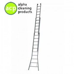 Glazenwas ladder 35 optreden