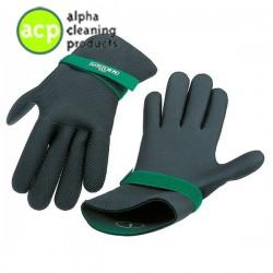Neopreen L handschoen waterdicht met klittenbandsluiting  GLOV2