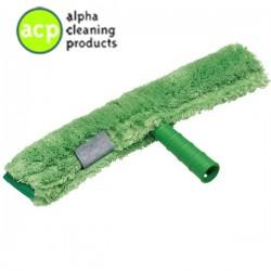 Inwashouder 45 cm Kunststof met microvezelhoes groen NC450
