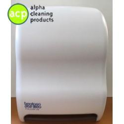 Handdoek dispenser AUTOMATIC t.b.v. Controlomaticrol Wit AKTIE