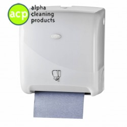 Handdoekautomaat pearl white Tear&Go euro matic