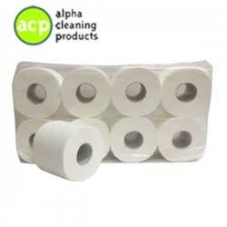 Toiletpapier Supersoft cellulose 3 lg 250 vel soft  8x8 rol  64 rol