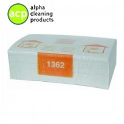VENDOR 1362M Handdoekcassettes 2lg papier WIT 10x33 mtr op=op 78,43 -25%