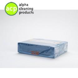 VENDOR 1363IND Handdoekcassettes 2lg BLAUW papier 12x55 mtr op=op normaal 159,18 - 70%