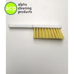 Handveger polyester Medium Geel op=op