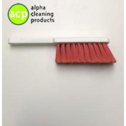 Handveger polyester gepluimd zacht Rood op=op