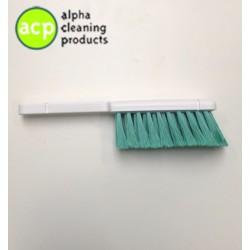 Handveger polyester gepluimd zacht Groen op=op