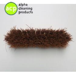 Werkborstel kokos 19x4x1.6cm
