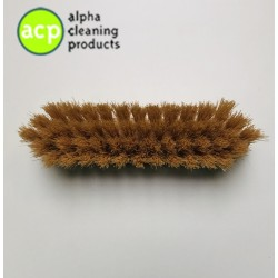 Werkborstel fiber 19x4x1.6 cm
