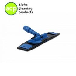 Speedclean vlakmophouder 40cm blauw/zwart