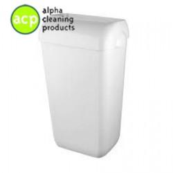 Sanitair afval/seat dispenser