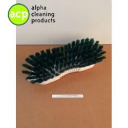 Werkborstel polyester Hard  GROEN OP=OP