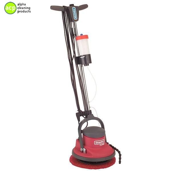 Eenschijfsmachine Cleanfix Floormac Deluxe