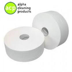 Jumbo toiletpapier 2 lg rol maxi  a' 6 rollen