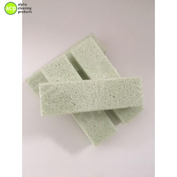 Reinigings- schuurblok(PUMIE) voor toiletten 15x4,5x 2.5 cm 4 stuks