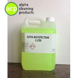Industriereiniger Alpha spectrum  5 ltr