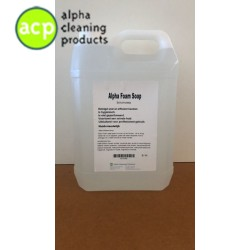 Alpha Foam Soap  5ltr