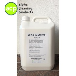 Alpha Handzeep Naturel 5 ltr