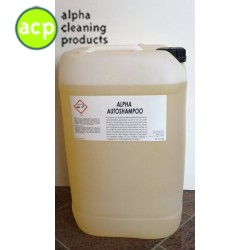 Autoshampoo Alpha met glans 25 ltr