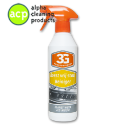 RVS reiniger 3G professioneel 500ml