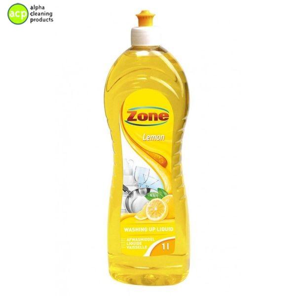 Zone Afwasmiddel Citroen 1 ltr Vaatwas