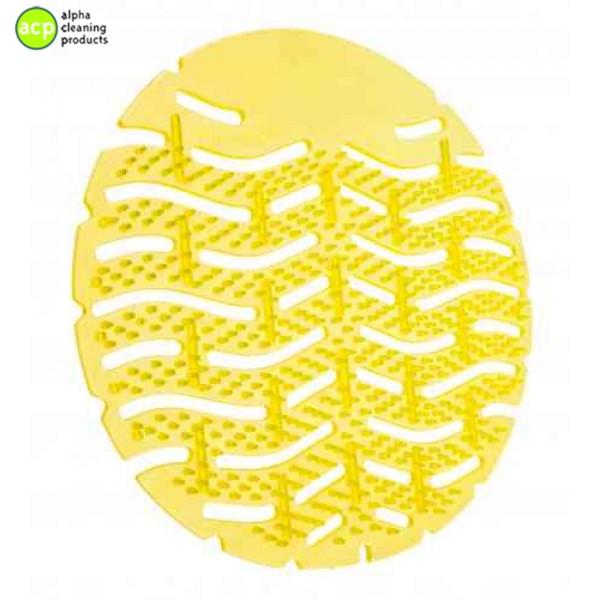 Urinoir matjes Lemon/Geel per stuk