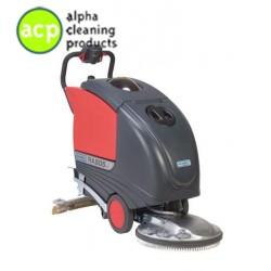 Schrobzuigmachine RA 505 IBC compleet met 105 Ah Batterijen Cleanfix