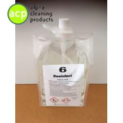 Alpha Desinfect NR 6 Doseer 3 x 1.8 ltr NU -20%