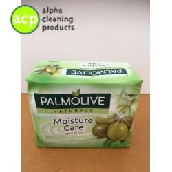Palmolive zeep Original olijf 4x90 gr