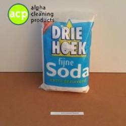 Soda fijn driehoek zak a'1kg