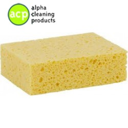 Viscose/cellulose spons type S 119x85x35mm per stuk