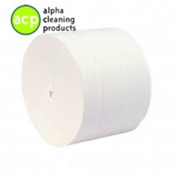 Toiletpapier 1 lg coreless 1400 vel  pak a 36 stuks